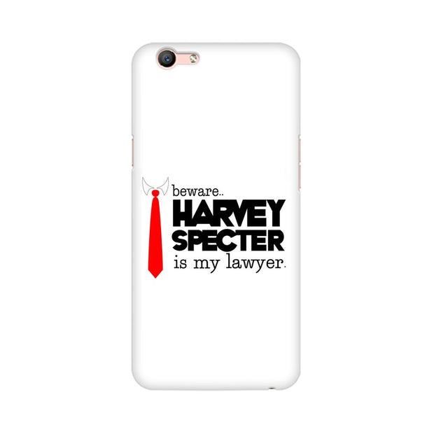 Oppo F1S Harvey Spectre Is My Lawyer Suits Phone Cover & Case