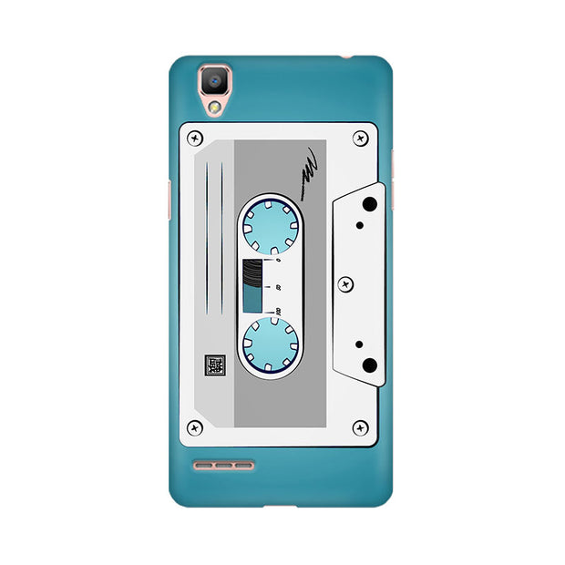 Oppo F1 Plus Casette Phone Cover & Case