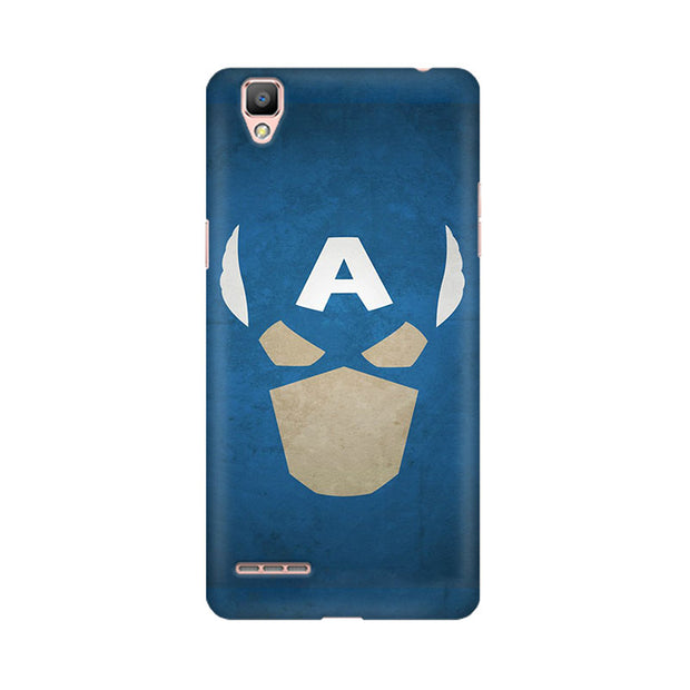 Oppo F1 Plus Captain America The Great Defender Phone Cover & Case