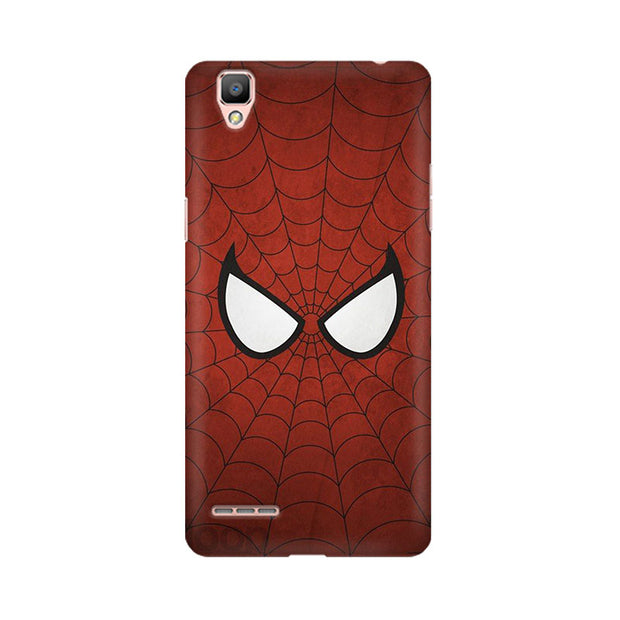 Oppo F1 Plus The Web Slinger Phone Cover & Case