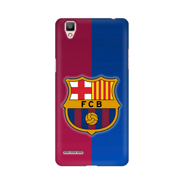 Oppo F1 Plus Fcb Logo Phone Cover & Case