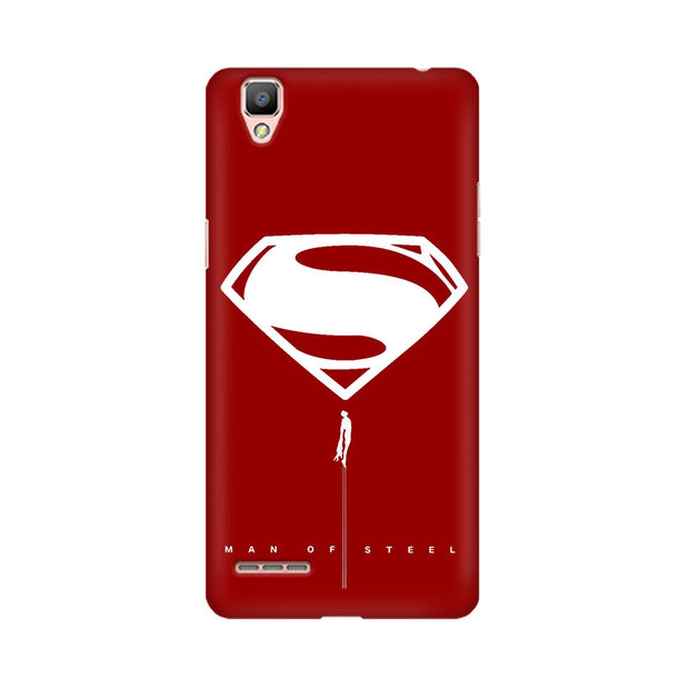 Oppo F1 Plus Man Of Steel Phone Cover & Case