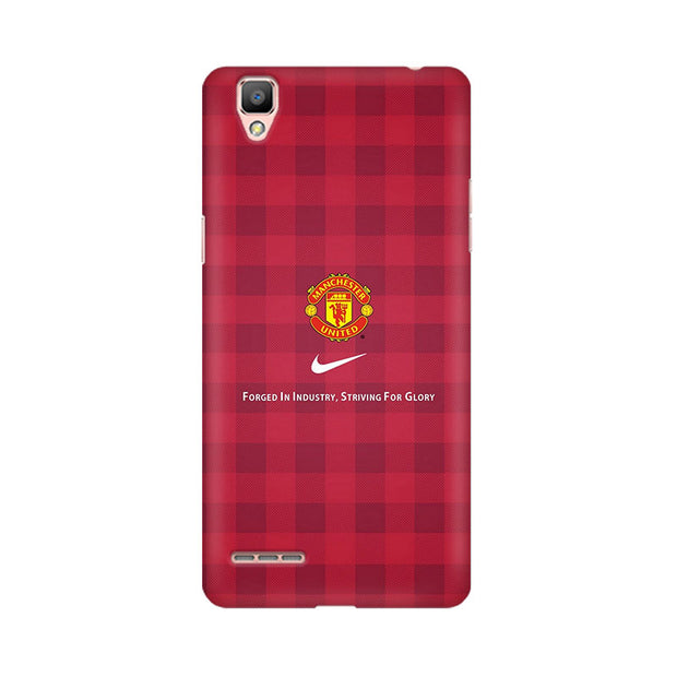 Oppo F1 Plus Manu Nike Phone Cover & Case
