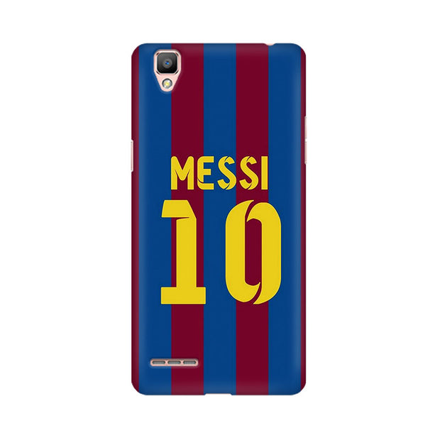 Oppo F1 Plus Messi 10 Phone Cover & Case