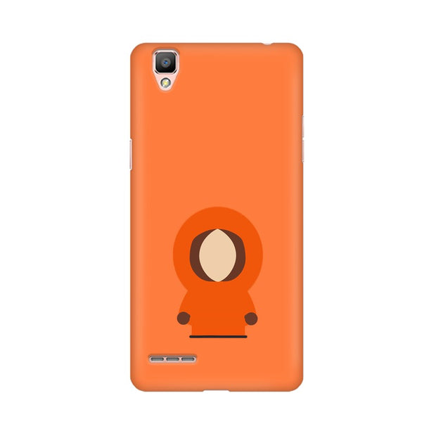 Oppo F1 Plus Kenny Minimal South Park Phone Cover & Case