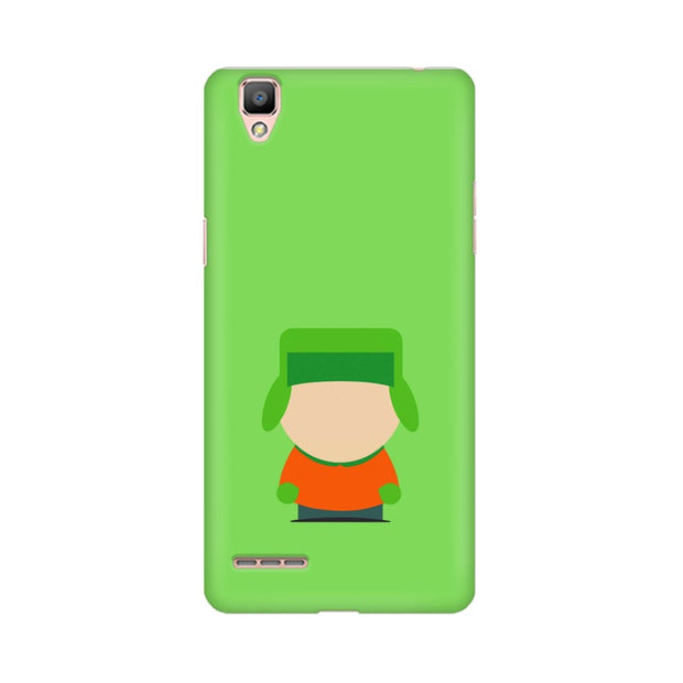 Oppo F1 Plus Kyle Broflovski Minimal South Park Phone Cover & Case