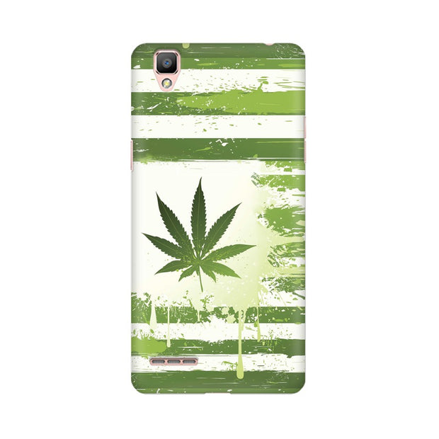 Oppo F1 Plus Weed Flag  Phone Cover & Case