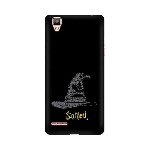 Oppo F1 Plus Sorting Hat Harry Potter Phone Cover & Case
