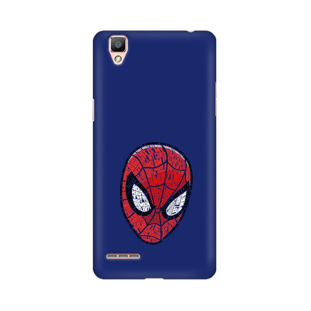 Oppo F1 Plus Spider Man Graphic Fan Art Phone Cover & Case