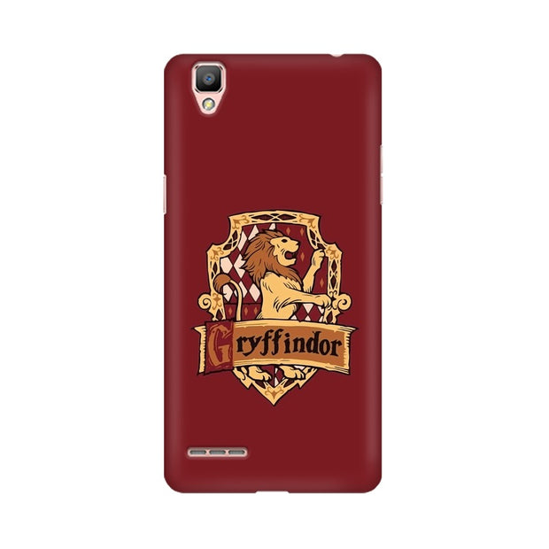 Oppo F1 Plus Gryffindor House Crest Harry Potter Phone Cover & Case