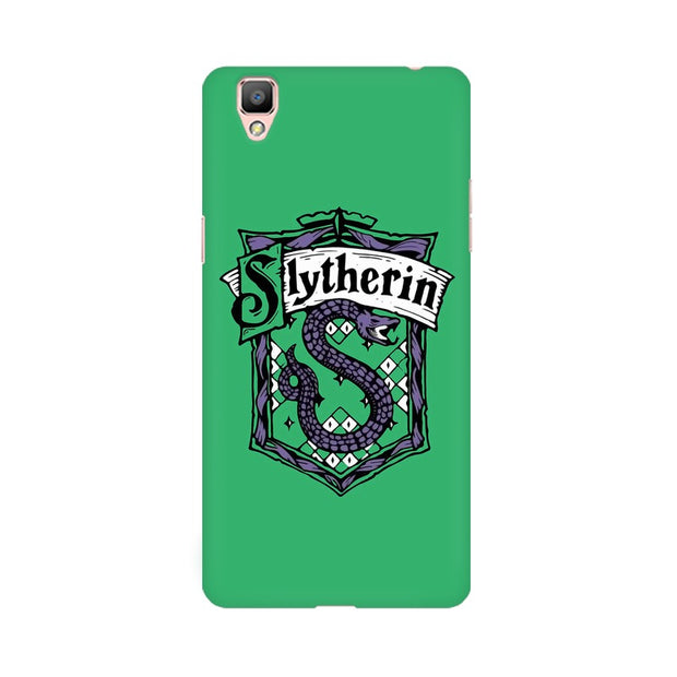 Oppo F1 Plus Slytherin House Crest Harry Potter Phone Cover & Case