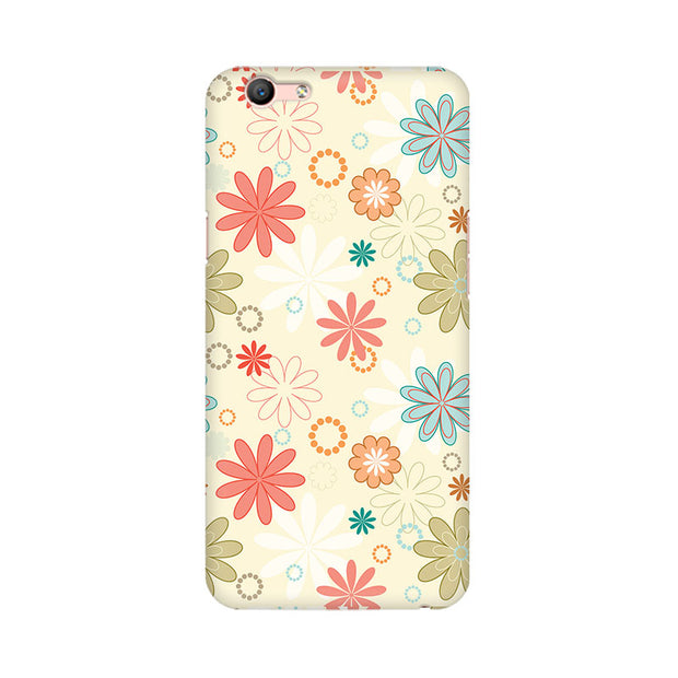 Oppo F1s Floral Romance Phone Cover & Case