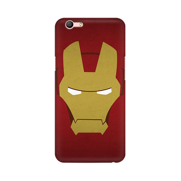 Oppo F1s Iron Man Minimalist Phone Cover & Case