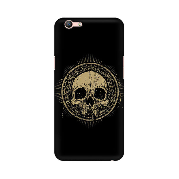 Oppo F1s Ancient Skull Phone Cover & Case
