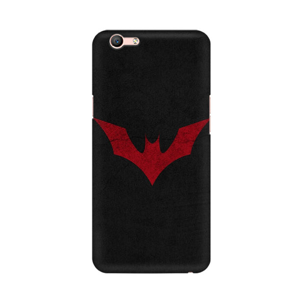Oppo F1s Batman Red Logo Phone Cover & Case