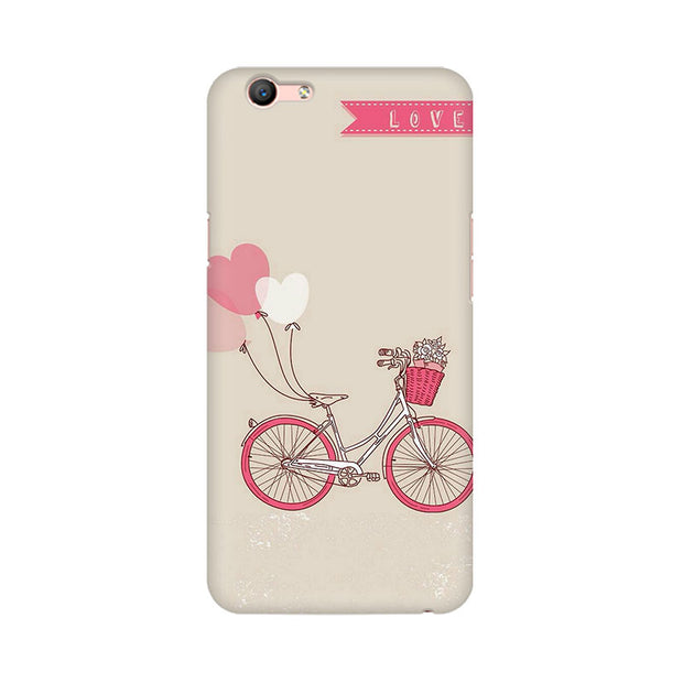 Oppo F1s Bicycle Love Phone Cover & Case