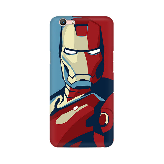 Oppo F1s Iron Man Poster Phone Cover & Case