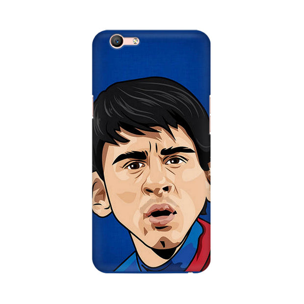 Oppo F1s Messi Cartoon Phone Cover & Case