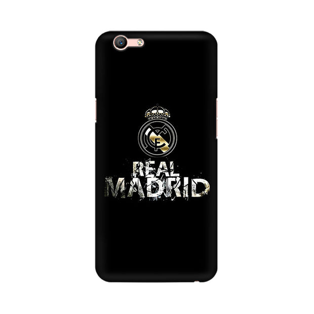 Oppo F1s Real Madrid Phone Cover & Case
