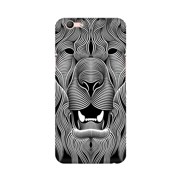 Oppo F1s Wavy Lion Phone Cover & Case