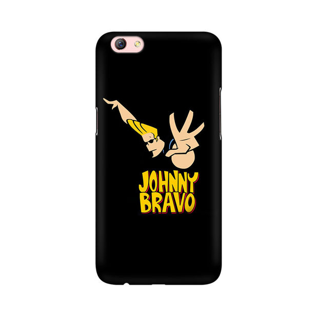 Oppo F3 Plus Johny Bravo Phone Cover & Case