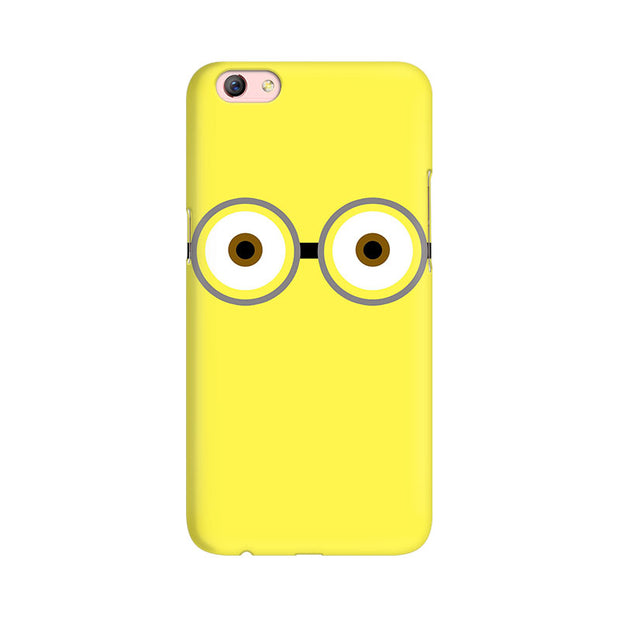 Oppo F3 Plus Minion Big Eyes Phone Cover & Case