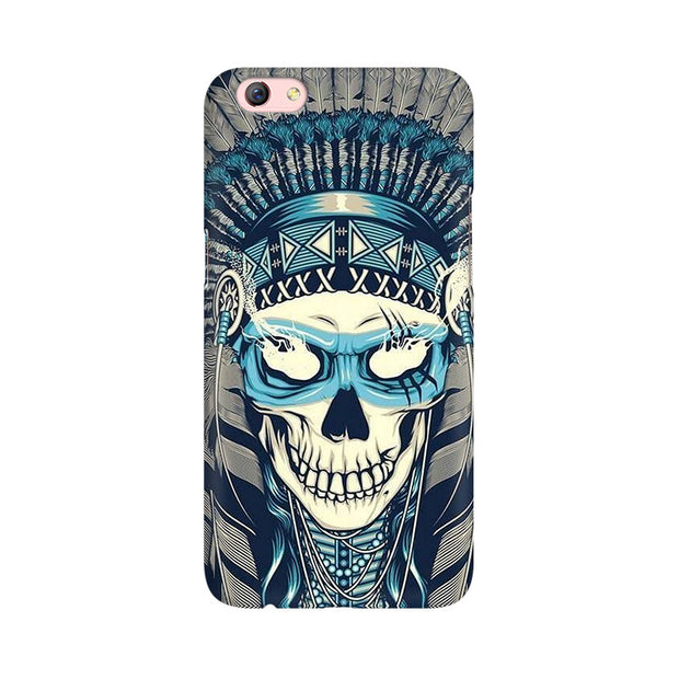 Oppo F3 Plus Indian Skull Phone Cover & Case