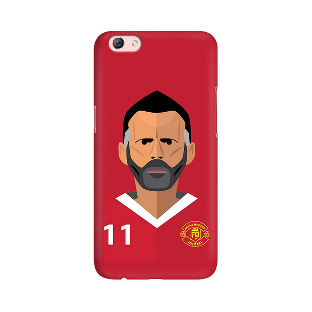 Oppo F3 Plus Manchester Phone Cover & Case
