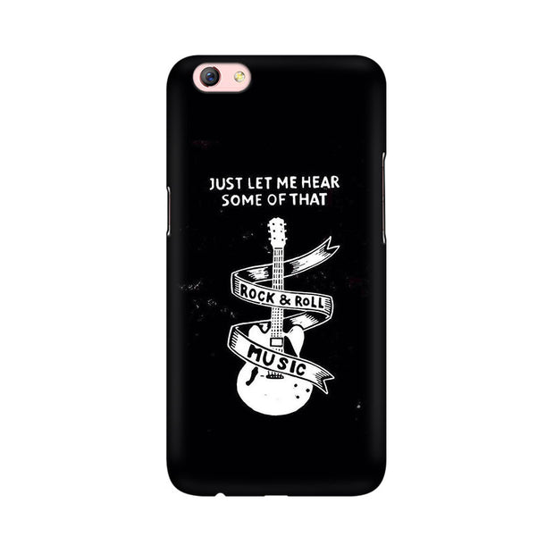 Oppo F3 Plus Rock And Roll Phone Cover & Case