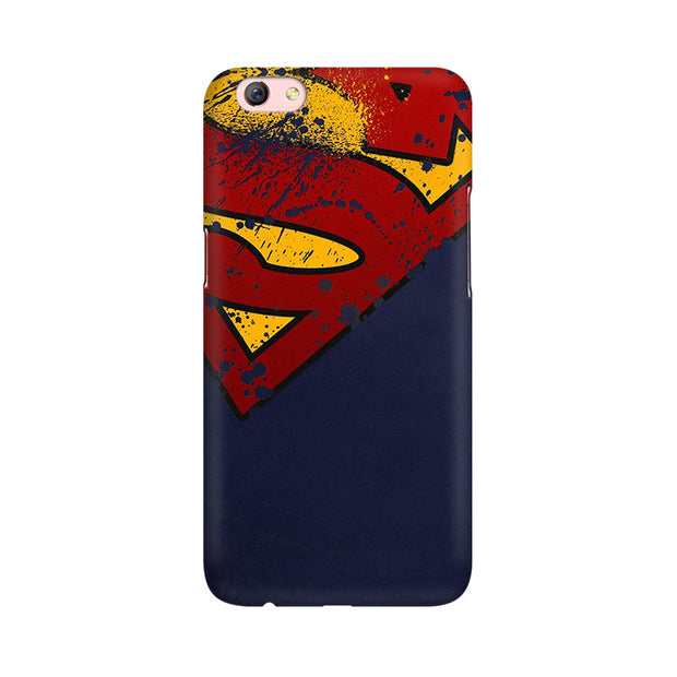 Oppo F3 Plus Superman Phone Cover & Case