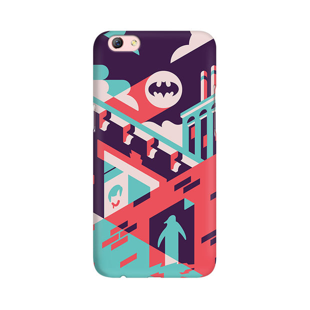 Oppo F3 Plus Where Is Batman Phone Cover & Case