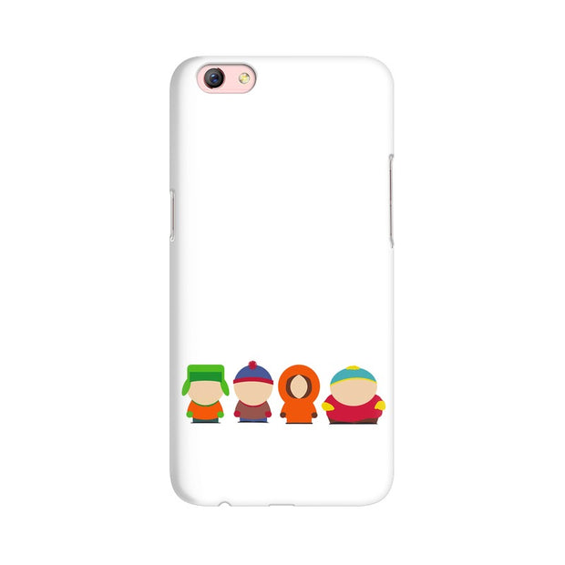 Oppo F3 Plus South Park Minimal Phone Cover & Case