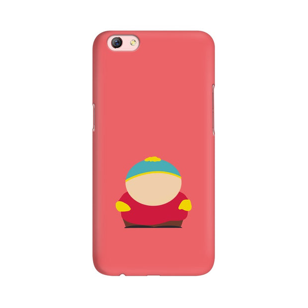 Oppo F3 Plus Eric Cartman Minimal South Park Phone Cover & Case