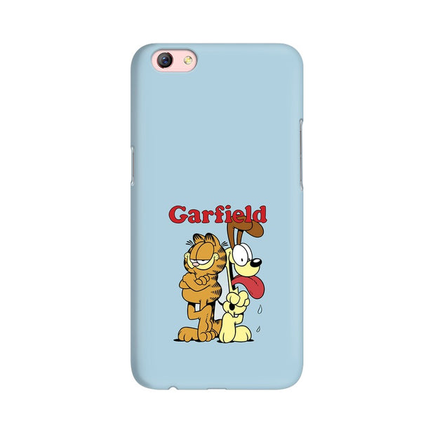 Oppo F3 Plus Garfield & Odie Phone Cover & Case
