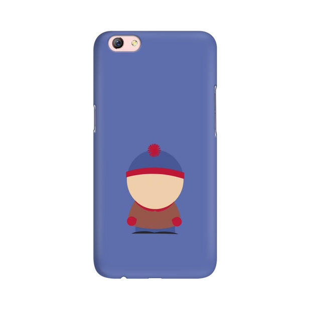 Oppo F3 Plus Stan Marsh Minimal South Park Phone Cover & Case