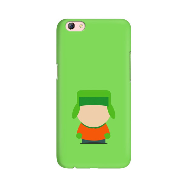 Oppo F3 Plus Kyle Broflovski Minimal South Park Phone Cover & Case