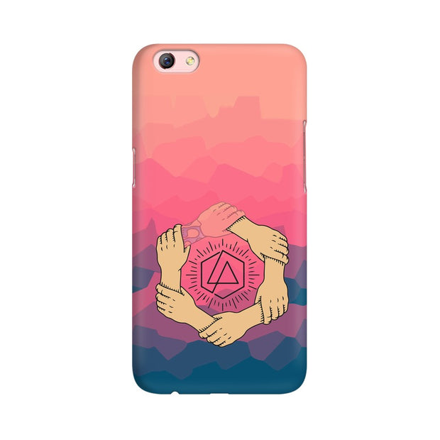 Oppo F3 Plus Linkin Park Logo Chester Tribute Phone Cover & Case