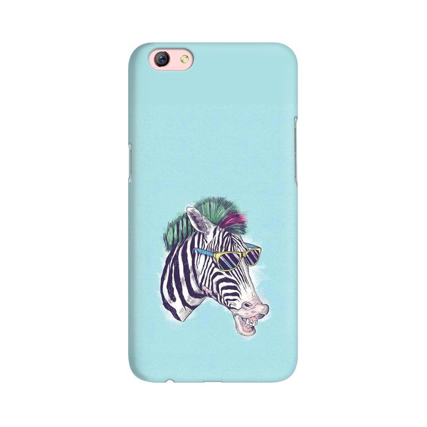 Oppo F3 Plus The Zebra Style Cool Phone Cover & Case