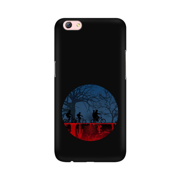 Oppo F3 Plus Stranger Things Fan Art Phone Cover & Case