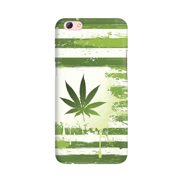 Oppo F3 Plus Weed Flag  Phone Cover & Case