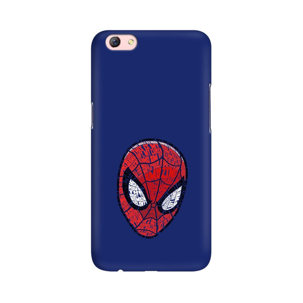 Oppo F3 Plus Spider Man Graphic Fan Art Phone Cover & Case