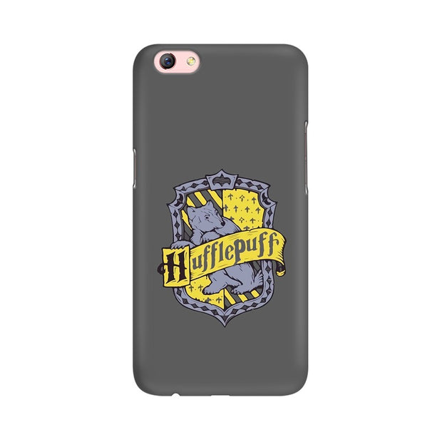 Oppo F3 Plus Hufflepuff House Crest Harry Potter Phone Cover & Case