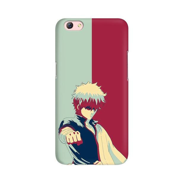 Oppo F3 Plus Ichigo Bleach Anime Phone Cover & Case