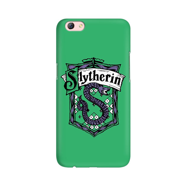 Oppo F3 Plus Slytherin House Crest Harry Potter Phone Cover & Case