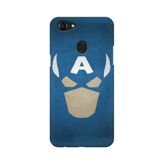 Oppo F5 Captain America The Great Defender Phone Cover & Case