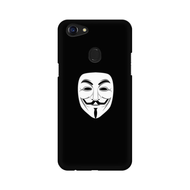 Oppo F5 Mask Of V Phone Cover & Case