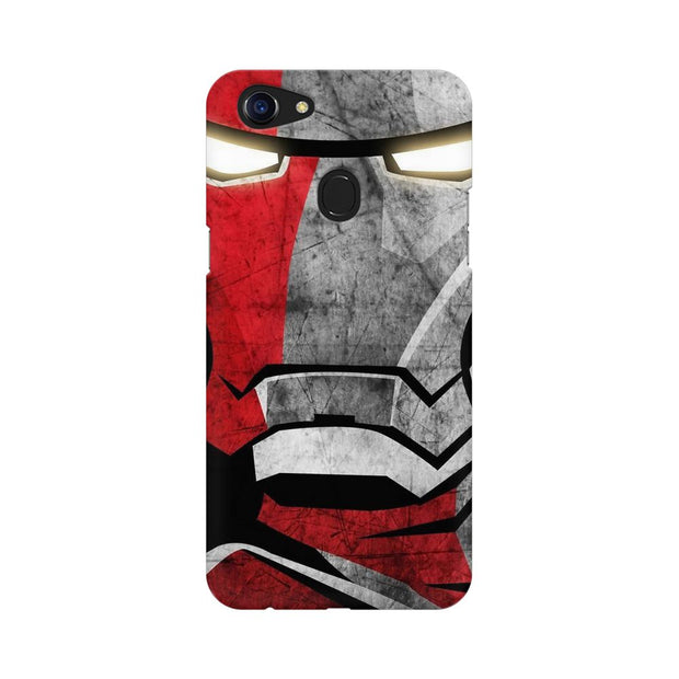 Oppo F5 Red Soldier Phone Cover & Case