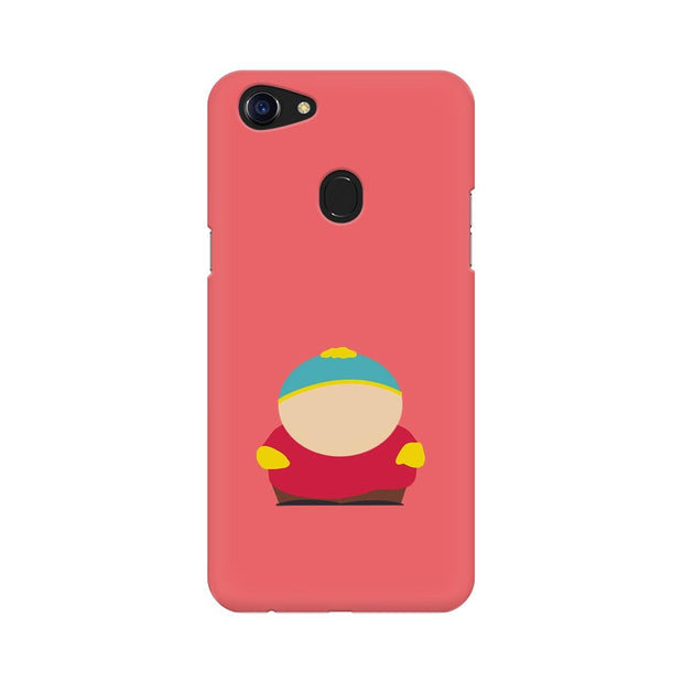 Oppo F5 Eric Cartman Minimal South Park Phone Cover & Case