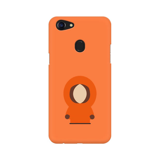 Oppo F5 Kenny Minimal South Park Phone Cover & Case