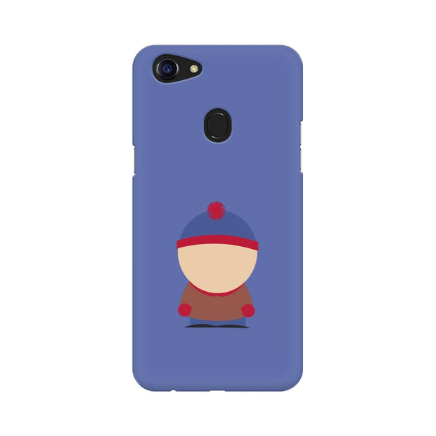 Oppo F5 Stan Marsh Minimal South Park Phone Cover & Case